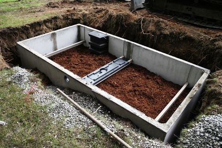 pumping a septic tank in Eustis, Florida