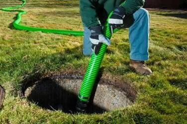 septic tank pumping in Eustis, Florida