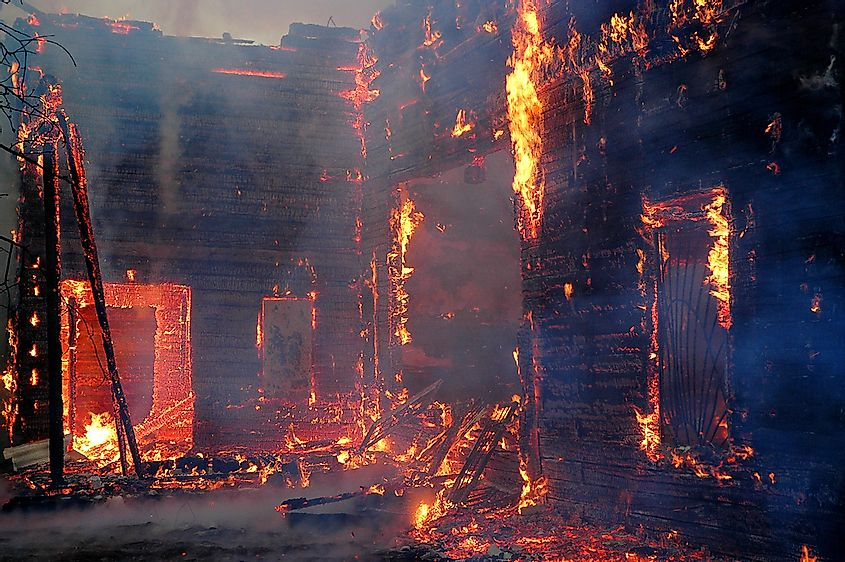 Worst Building Fires in US History